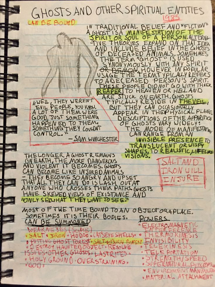 My Ghost page for the journal please credit me @JaedynShelton