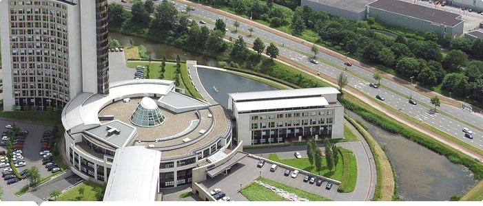 OHRA building, Arnhem