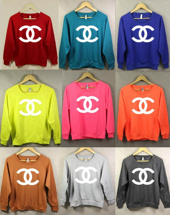 Color me Chanel-the Sweatshirt