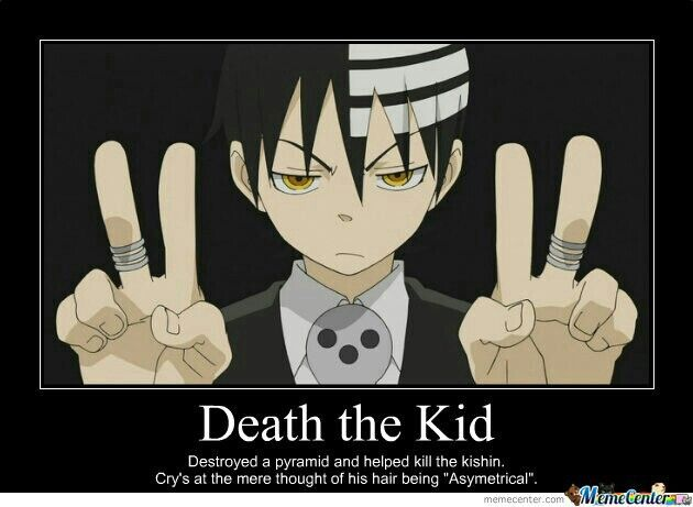 17 Best Images About DEATH THE KID! \(^.^)/ On Pinterest