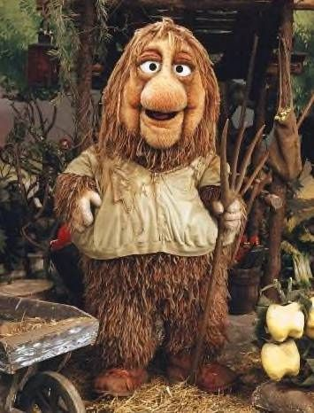 puppets | fraggles | junior gorg