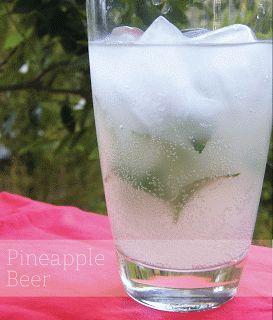 Pineapple Beer | Drinks | Pinterest | Beer, Root Beer and Roots