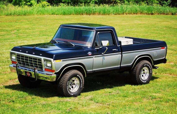 1978 Ford F 150 Short Bed | Post a pic of your 4x4 - Page ...