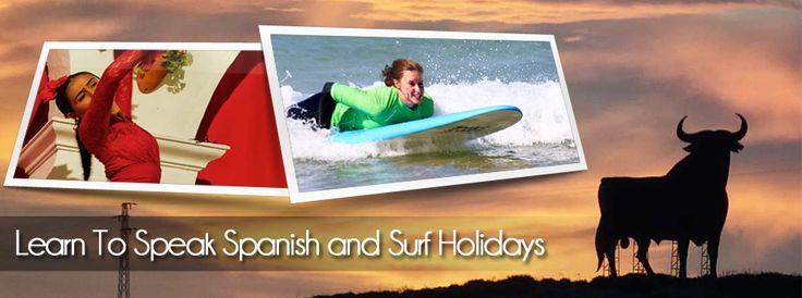 Lerne Ferien werden in kleinen Gruppen in der von Spanien  statt gehalten. Man kann es auch gut kombinieren mit, Aktivitäten Ferien, Spanisch lernen,  Yoga, spanisches Surfen.