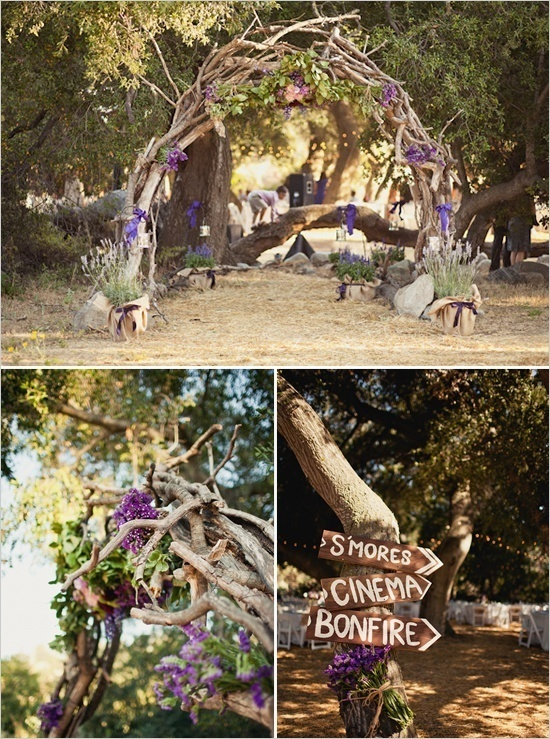 20 Top Rustic Coffee Table And Tv Stand: 20 Best Rustic Wedding Arches Images On Pinterest