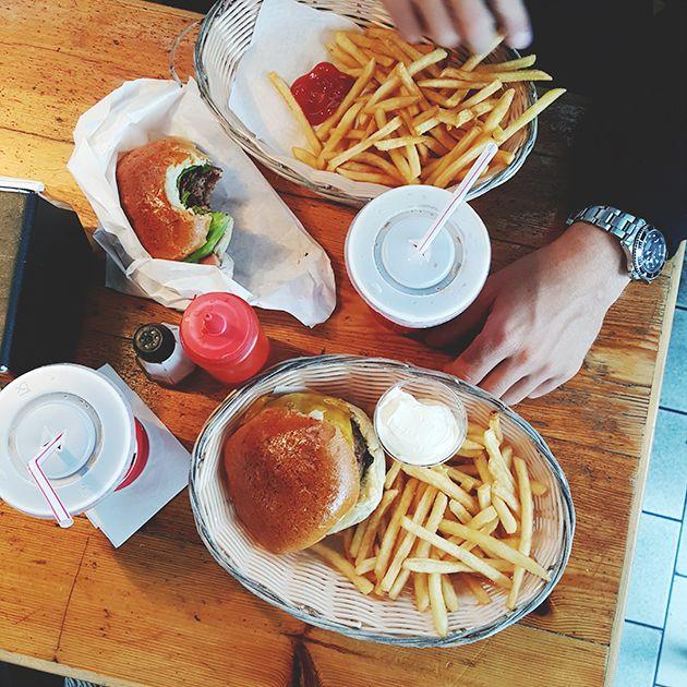 Tommis burgerjoint i Kødbyen