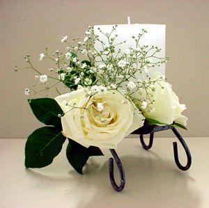 Arranjo de Mesa Para festa de Casamento – Fotos e Modelos