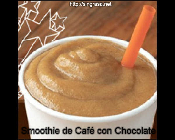 singrasa.net receta de smoothie de cafe con chocolate