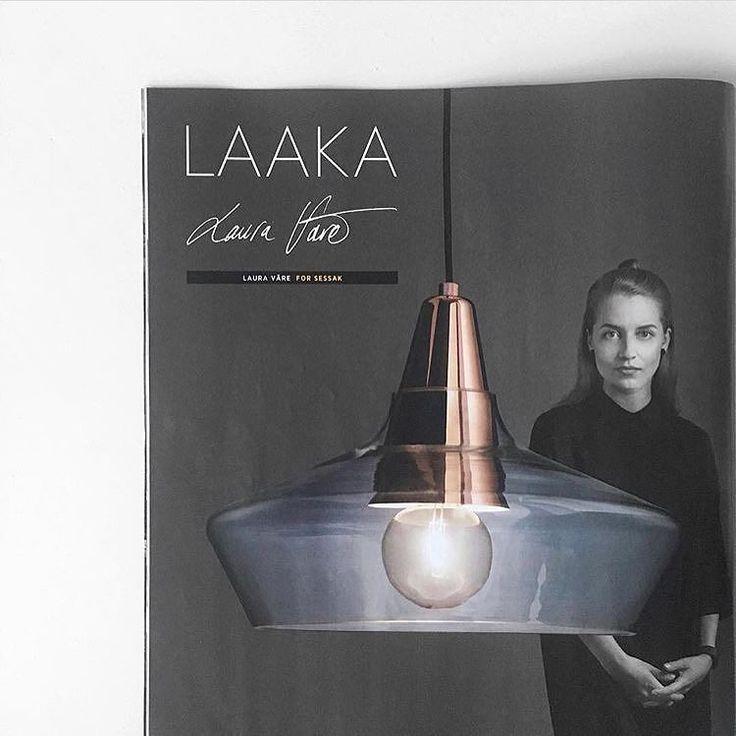 Repost @lauravre  #plazakoti #sessakdesign #lauravare #finnishdesign #sessaklighting #laaka #design #designlighting #lighting #lightingdesign #interiorlighting #lamp #luminaire #interiormagasinet #finnishdesigner #scandinaviandesign