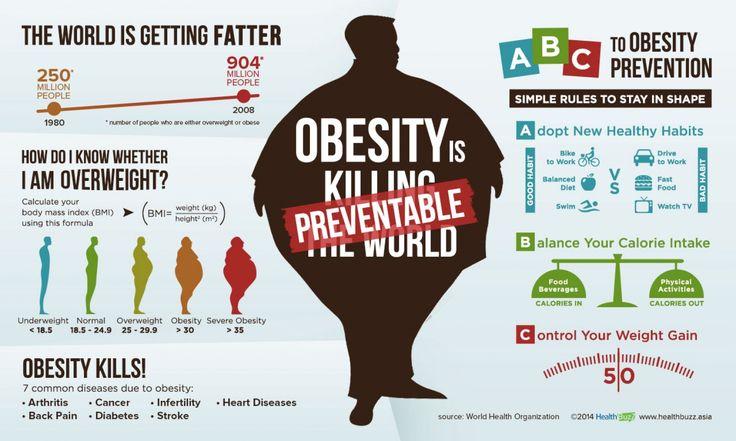 Image result for obesity risk infographics