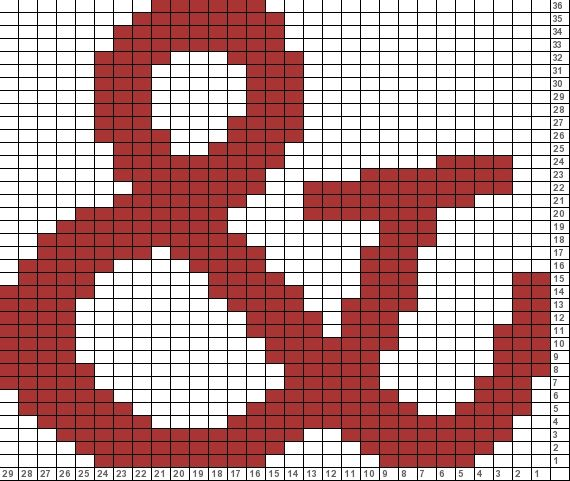 Embroidery And Knitting Stitch Like A Knot Crossword : Tricksy Knitter Charts: Ampersand sewing & knitting Pinterest Knitt...