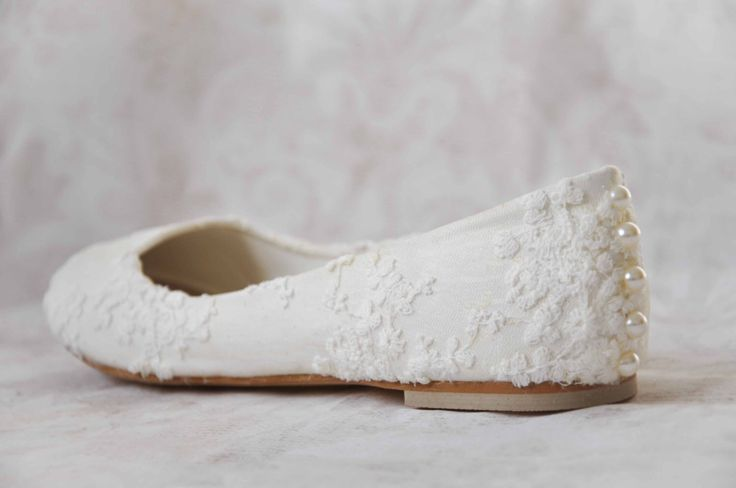 Wedding shoes lace wedding shoes flats pearl shoes lace bridal shoes lace flats wedding flats shoes embellished shoes vintage wedding shoes by gorgeousweddingshoes on Etsy https://www.etsy.com/listing/267812202/wedding-shoes-lace-wedding-shoes-flats