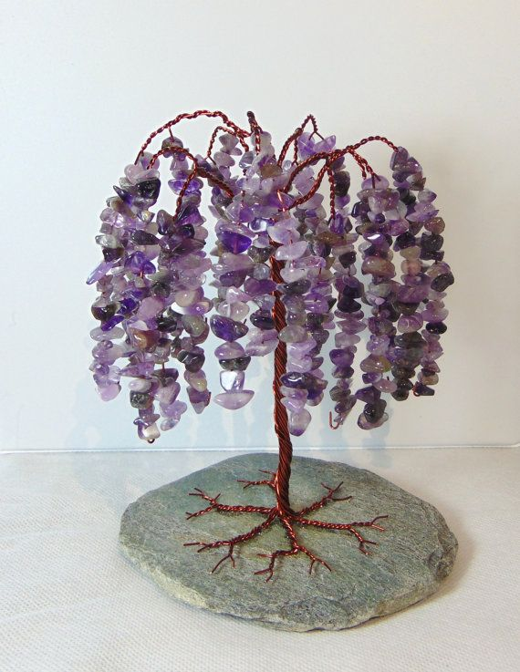 17 best images about gemstone trees on