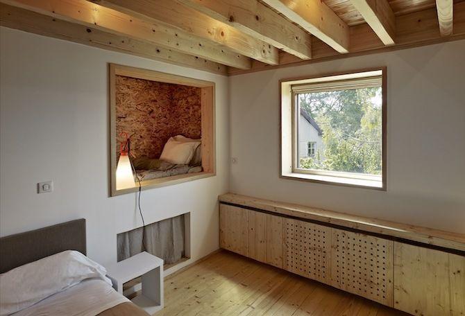 Loïc Picquet Architecte: Création de 4 chambres d'hôtes - Thisispaper Magazine