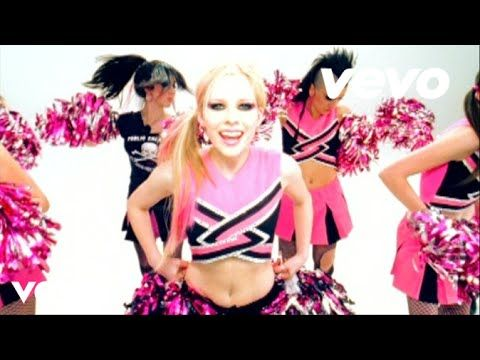 Avril Lavigne - The Best Damn Thing - YouTube
