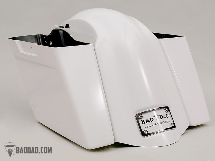 Bagger Fender & Bag Kit | Bad Dad | Custom Bagger Parts for Your Bagger