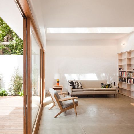 Fibro cement sheets flooring