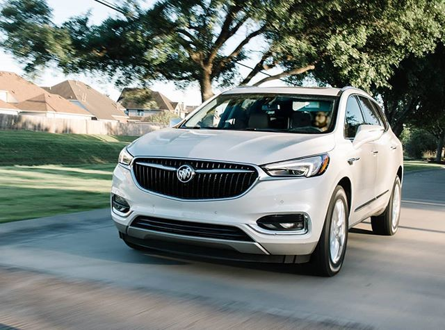 Yes Thatsabuick Saying Goodbye To The New Buickenclave And To Houston Flying Out To Hispz18 In Miami Thanks Fo Buick Enclave Greatful Instagram