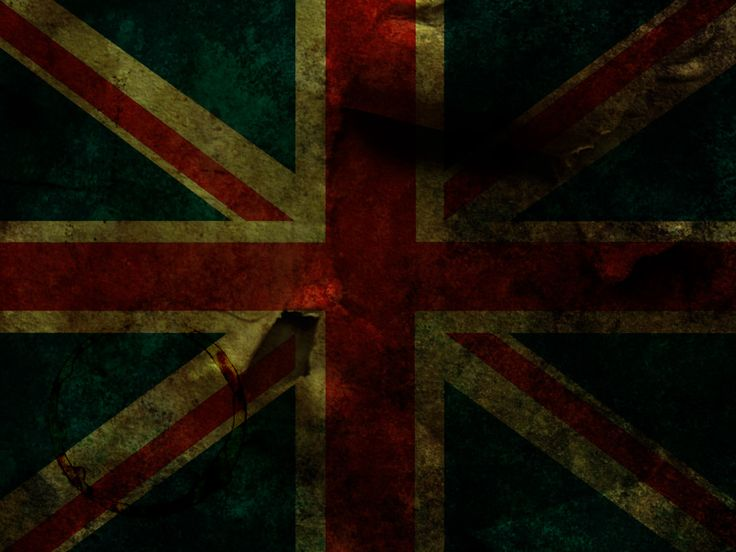 Union Jack Grunge by Ozukay.deviantart.com on @DeviantArt