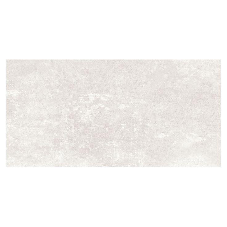 Urban White Matt Ceramic Wall Amp Floor Tile Pack Of 5 L