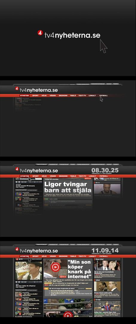 tv4 channel identity - Google Search