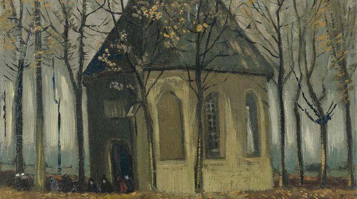 Van Gogh - Nuenen, dettaglio