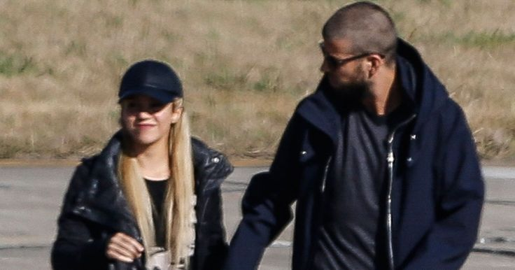 Shakira Attends Soccer Star Lionel Messi's Wedding with Husband Gerard Pique