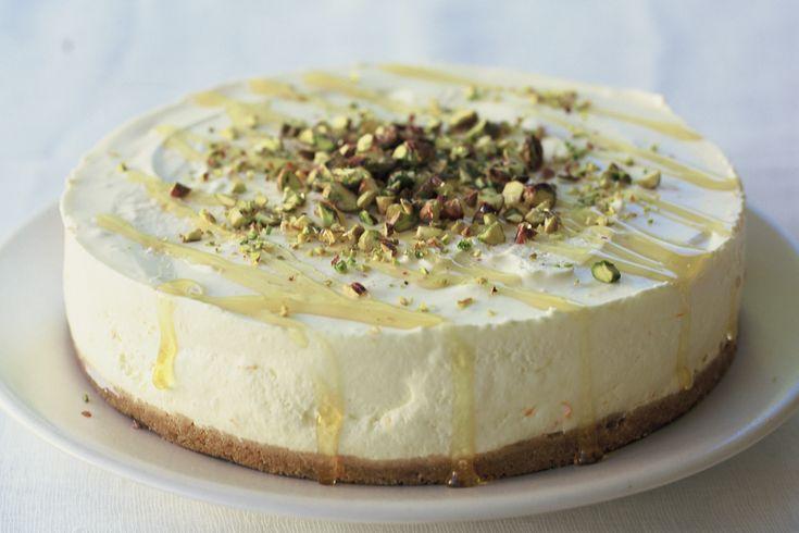 greek Yoghurt Cheesecake Recipe - Taste.com.au