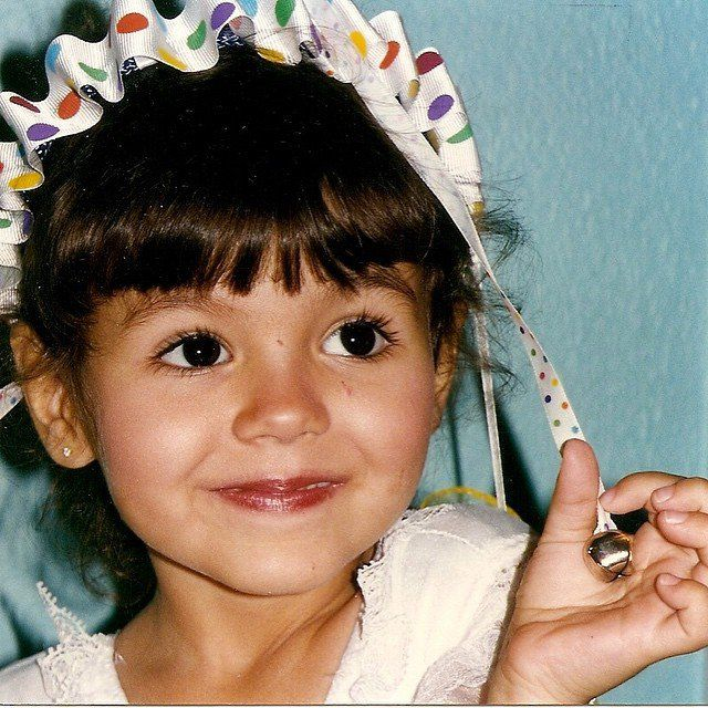 And the Winner For Cutest #TBT Is . . . Victoria Justice