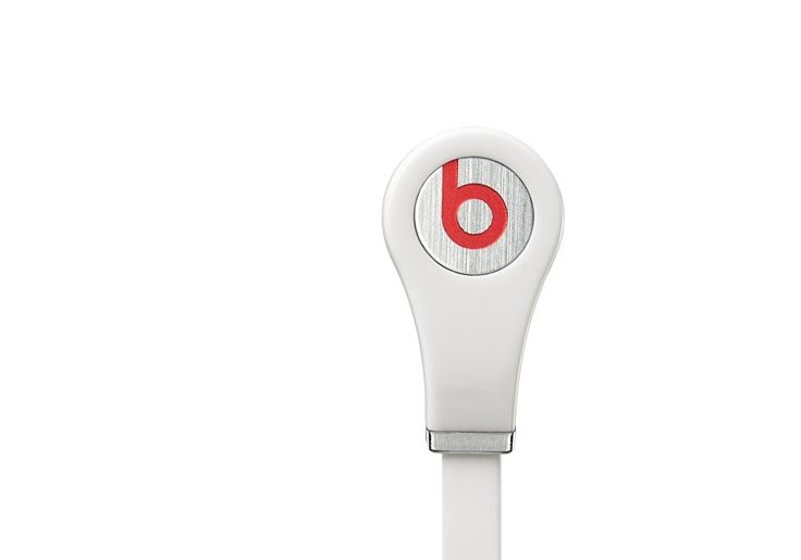 Beats Tour Wired In-Ear Headphone - White (Discontinued by
