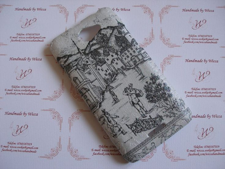 HTC Desire 516 Dual SIM Handmade by Wicca phone case.