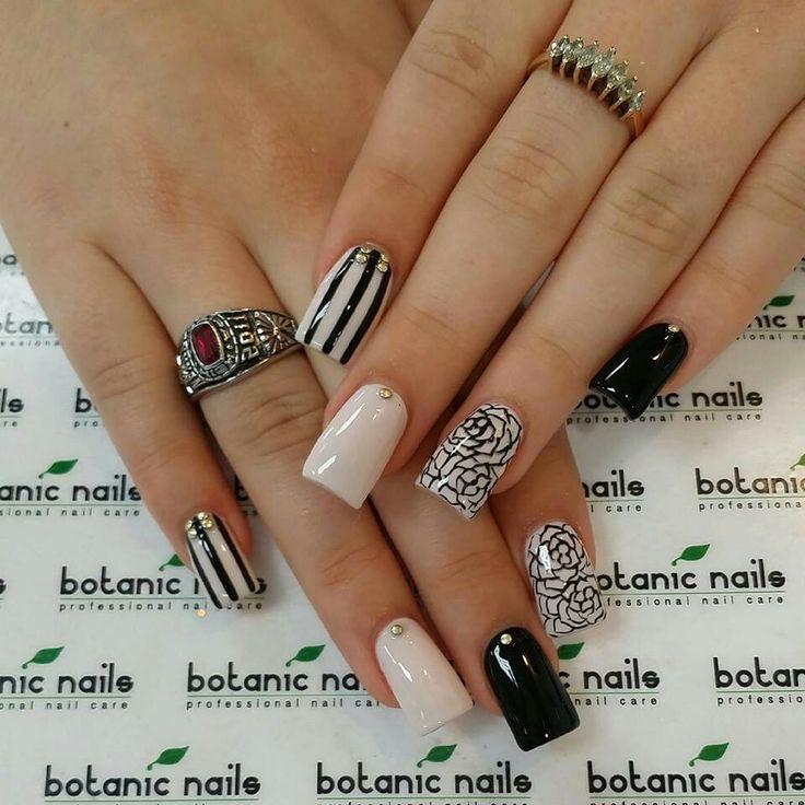 Blanco y negro!!