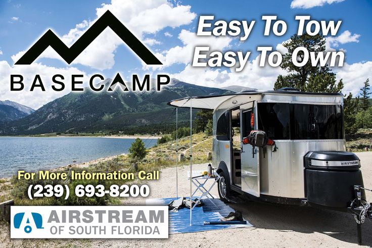The newest biggest little thing from Airstream of South Florida. Contact Mike Harlan for more information at: (239) 910-6536 #basecamp #airstream