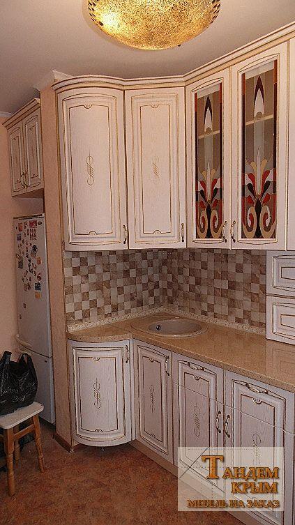 Кухонная мебель на заказ фото 97