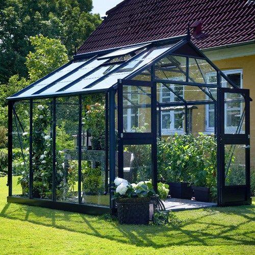 Växthus Juliana Premium 8,8 kvm - Fristående växthus - Växthus - Bygghemma.se