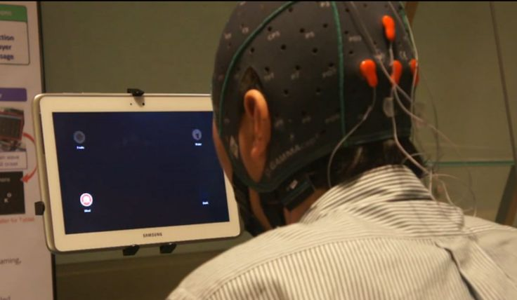 Samsung engineers working on tablet controlled by your brain