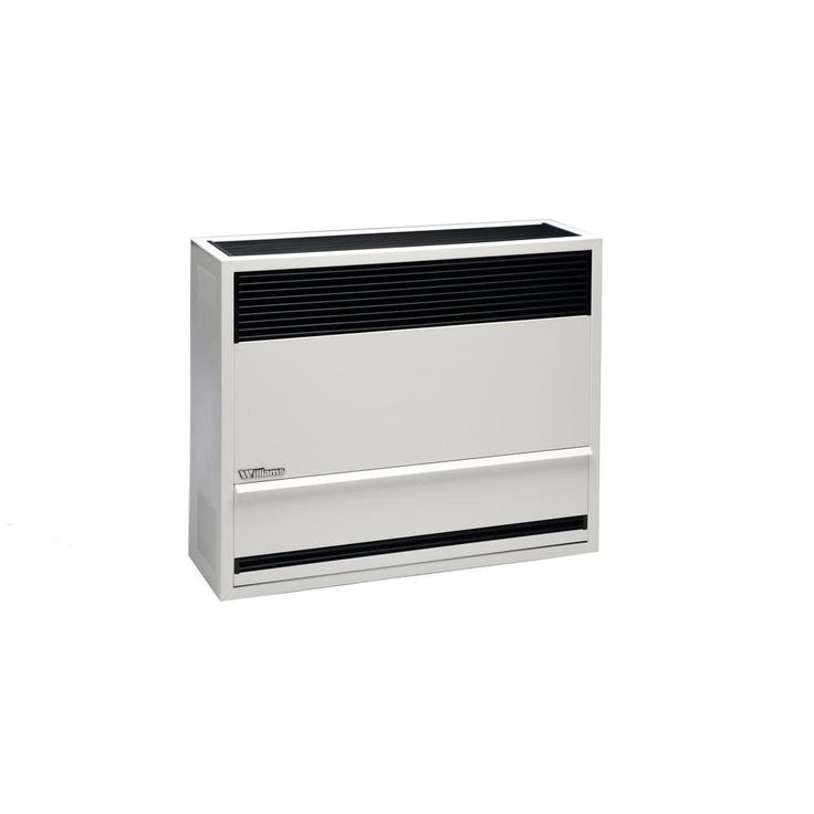 Flush Mount Gas Wall Heater