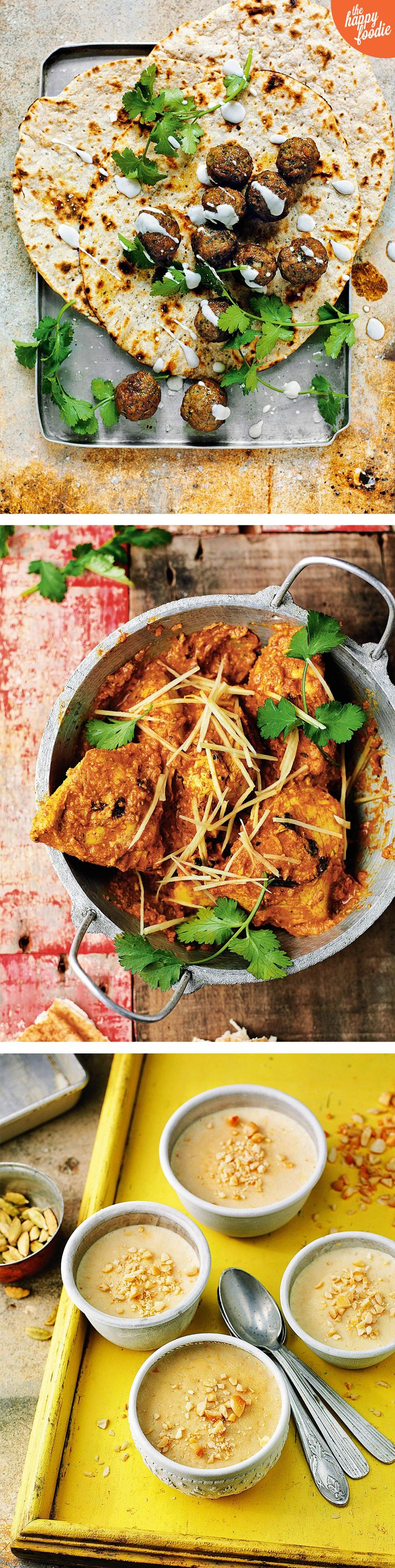 Treat your dad this Father's Day with the perfect weekend meal  – a sumptuous, authentic three-course Indian feast from Rick Stein's India! It looks and tastes stunning, but is deceptively simple to make.