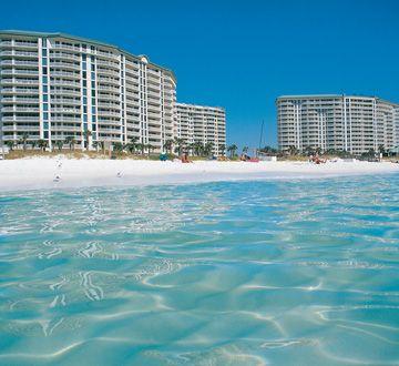 Silver Shells Beach Resort in Destin FL  888-438-9937