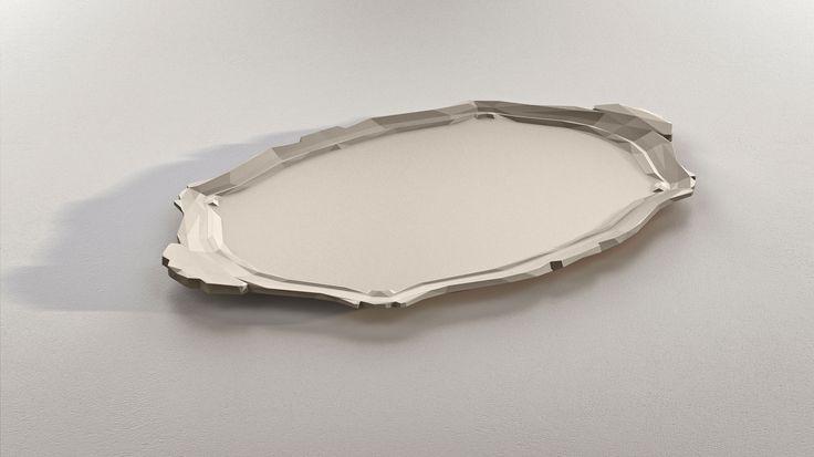 Ballard - Lak Collection #carvings #Cristalplant #travel#tray #design #interior #lacquer