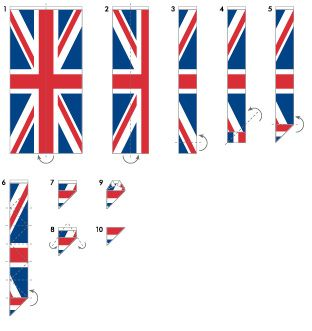 italian and british flag faded together - Google Search