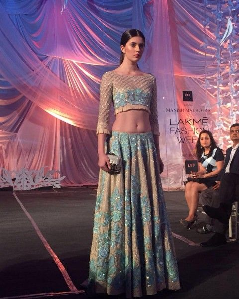 Our Favorite From LFW Spring Summer 2016 For Every Indian http://www.eventznu.com/lfw-spring-summer-2016-every-indian-bride/Bride - Eventznu.com - The fashion and beauty blog