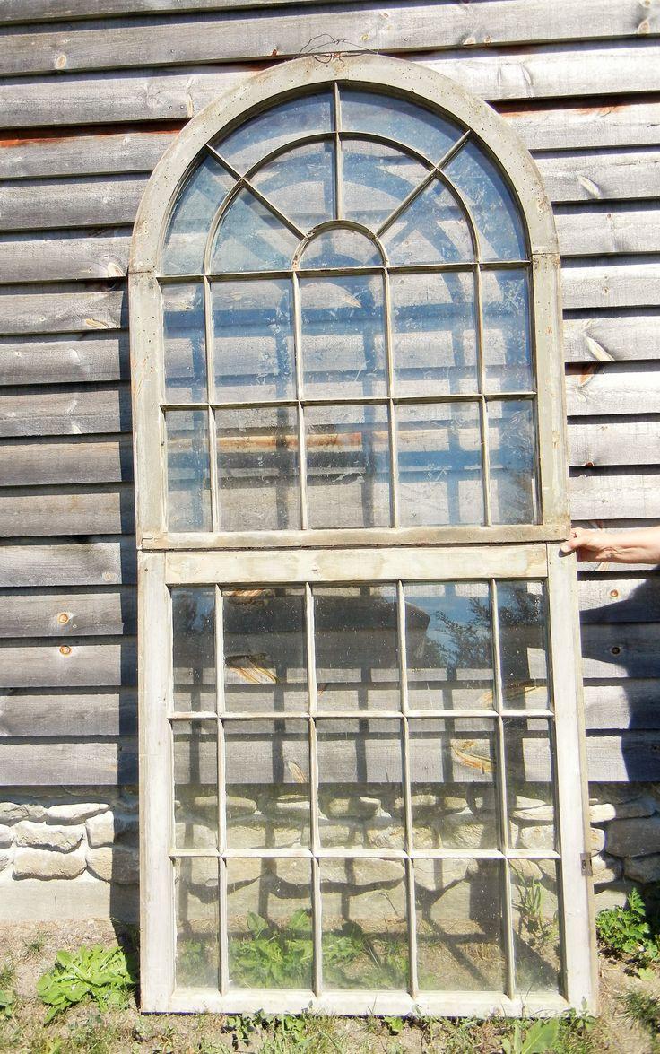 Georgian Palladian Window - c1830, Norfolk Cty