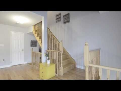 Just Listed 443 Aspendale Crescent, Mississauga Executive Freehold Townh...