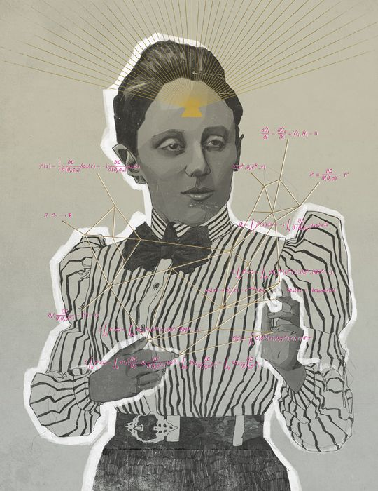 17 Best images about EMMY NOETHER on Pinterest | The ... Emmy Noether