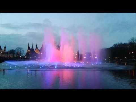 Tiësto Efteling Aquanura show - Houtbewerking & Snuffelhal ON TOUR 2015