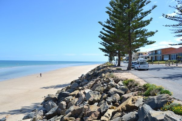 Brighton Beach, Adelaide, South Australia - Explore the World with Travel Nerd Nici, one Country at a Time. http://TravelNerdNici.com