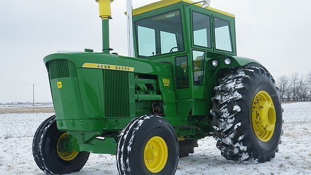 John Deere 4010 Wheatland : Best tractors images on pinterest john