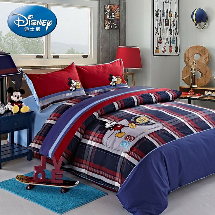 Mickey Mouse Bedroom Decorating Ideas: 283 Best Mickey Mouse Room Decor Images On Pinterest