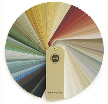 Color wheel from farrow and ball paints circles pinterest colors wheels and farrow ball - Farrow and ball exterior paint colors model ...
